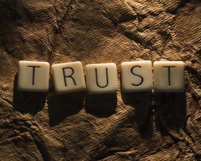 Trust is All ThatMatters